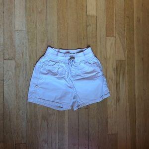 Justice Khaki Shorts